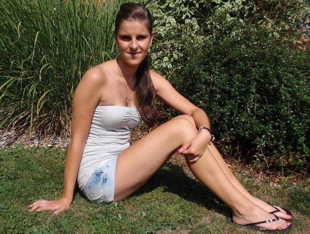 5) Klára Zifčáková, 19let, studentka, Moravský Beroun