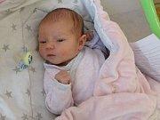 Kateřina Eichlerová, Droždín, narozena 26. ledna, míra 51 cm, váha 3570 g