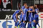 SK Sigma Olomouc - SK Slavia Praha 1:1