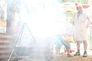 Týmy se utkaly v gulášovém klání