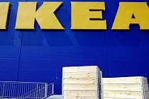 IKEA otevře v Olomouci výdejní místo. Ilustrační foto z obchodního domu