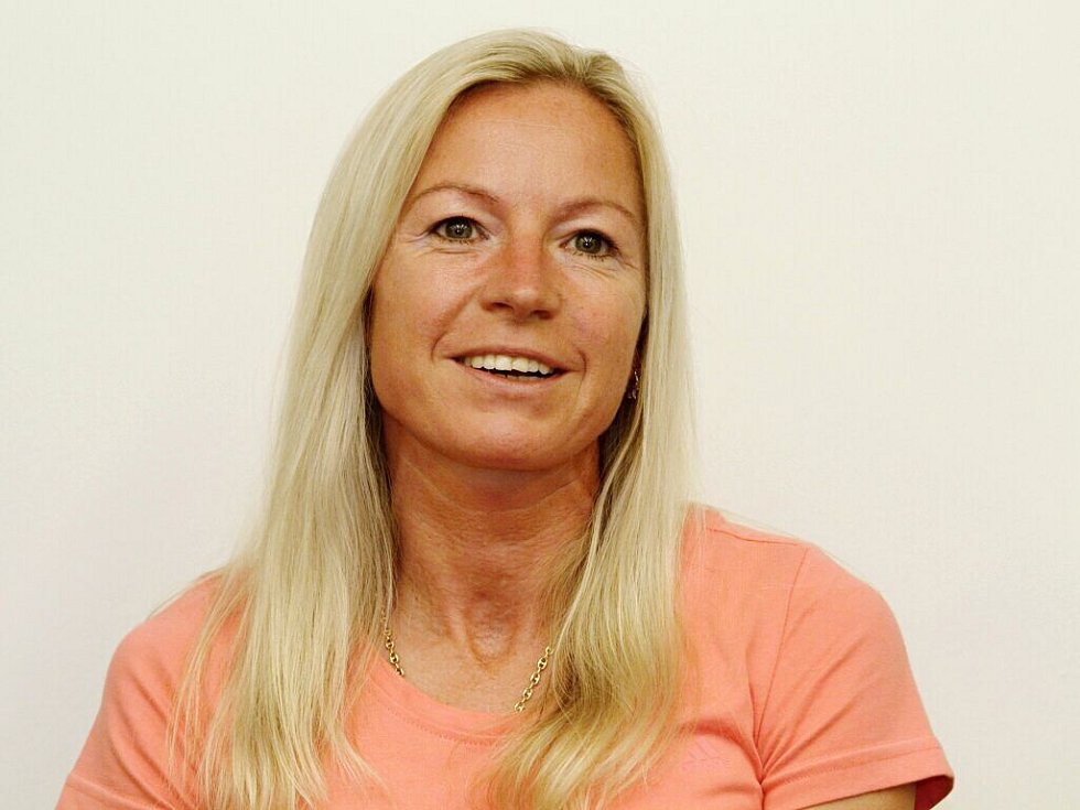 Petra Kamínková. Představení před Olomouckým půlmaratonem 2016