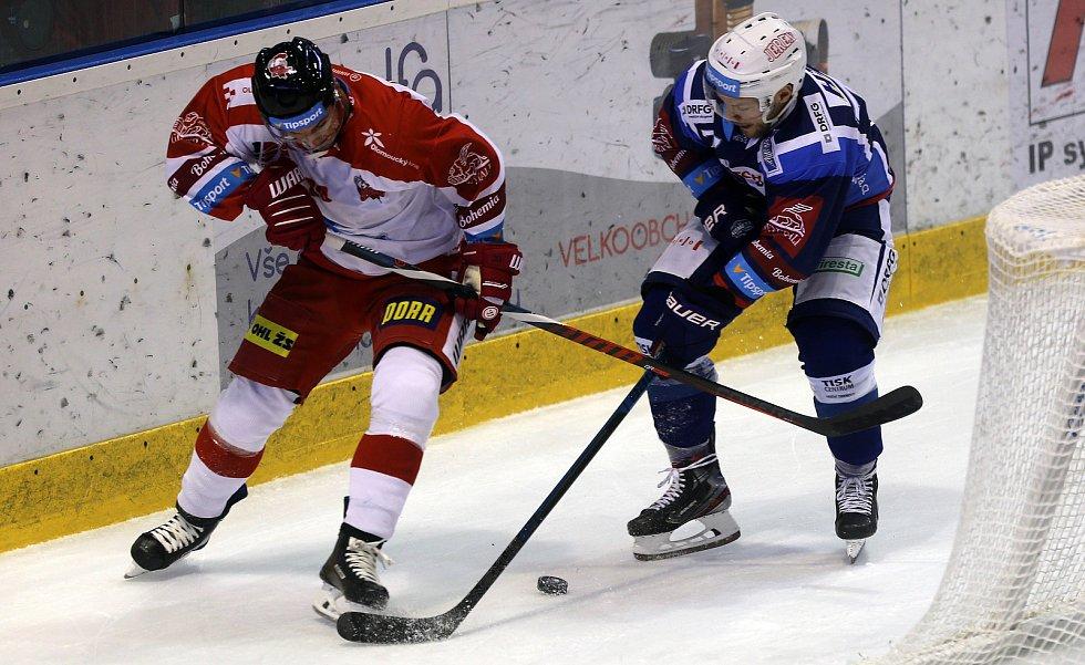 HC Olomouc - Kometa Brno 1:3