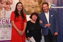 Olomoučanka Viera Fialová získala titul Žena regionu 2020 za Olomoucký kraj.
