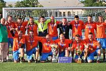 Vítězové Českého národního poháru v Olomouci TFT Pardubice