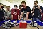 Olomoučtí studenti bodovali na soutěži  Roboti@FSI