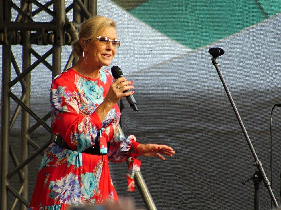 Helena Vondráčková 2019