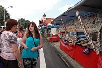 Hodová oslava ve Štěpánově patří mezi nejnavštěvovanější v okolí Olomouce.