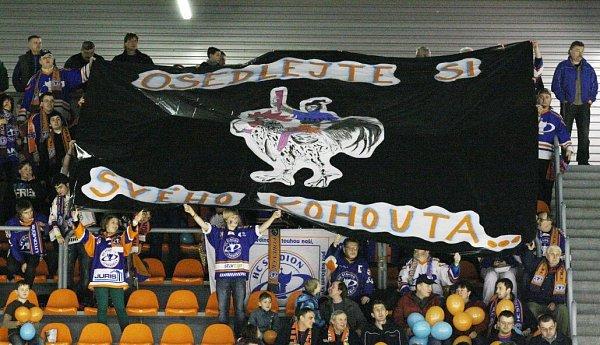Litoměřice vs. Olomouc - třetí čtvrtfinále