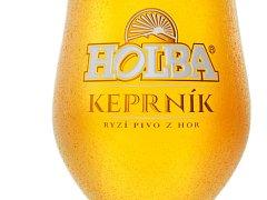Nové hanušovické pivo Keprník