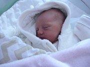 Ella Brančíková, Náměšť na Hané, narozena 22. června v Olomouci, míra 48 cm, váha 2580 g