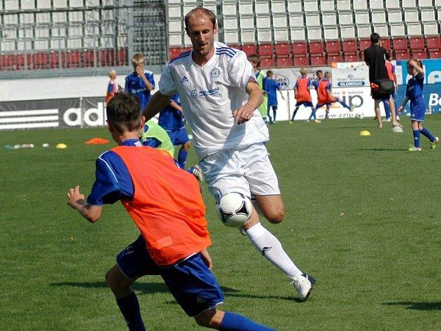 Fotbalová škola Romana a Michala Hubníka