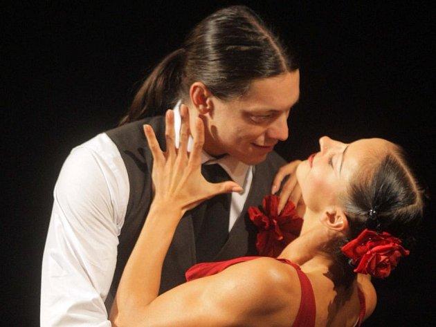 Baletní hvězdy Moravského divadla Ivo Jambor a Renáta Mrózková měly účinkovat i v inscenaci Jesus Christ Superstar
