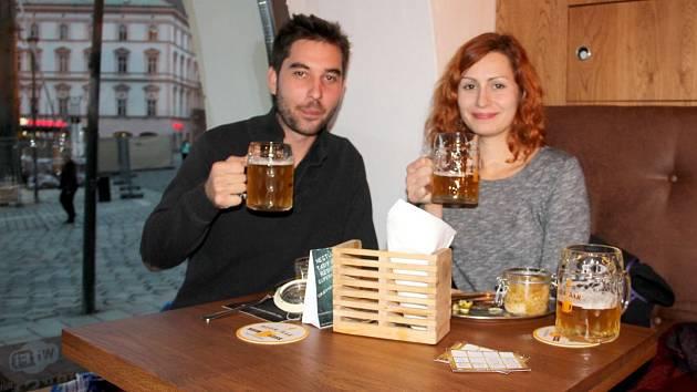 První Pivní maraton v Olomouci