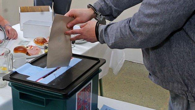 Volby na Mírově. Ilustrační foto