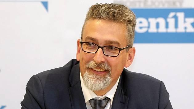 Olomoucký primátor Mirek Žbánek o stavbě tramvajové trati přes Nové Sady