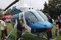 Bezpečná cesta do školy v Olomouci - akce záchranářů pro děti i dospělé