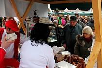 Hanácký farmářský trh v Olomouci