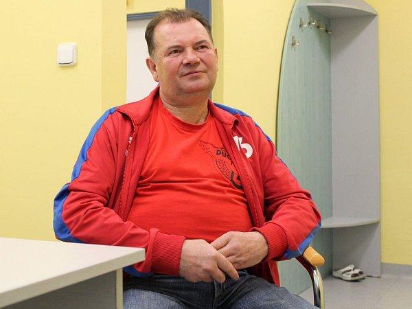 Osmapadesátiletý Miroslav Bittala zProstějovska podstoupil léčbu fibrilace síní speciální metodou založenou na aplikaci koncentrovaného ethanolu.