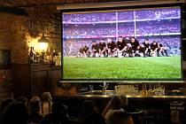 Finále MS v rugby v olomoucké restauraci M3