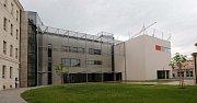 Nová budova Slovanského gymnázia v Olomouci