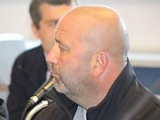Obžalovaný v metanolové kauze Michal Klösel u krajského soudu ve Zlíně