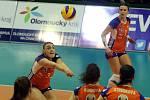Osmifinále Poháru CEV VK UP Olomouc - Beveren