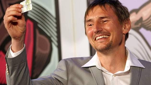 Martin Vaniak na vyhlášení Sportovce Olomouckého kraje
