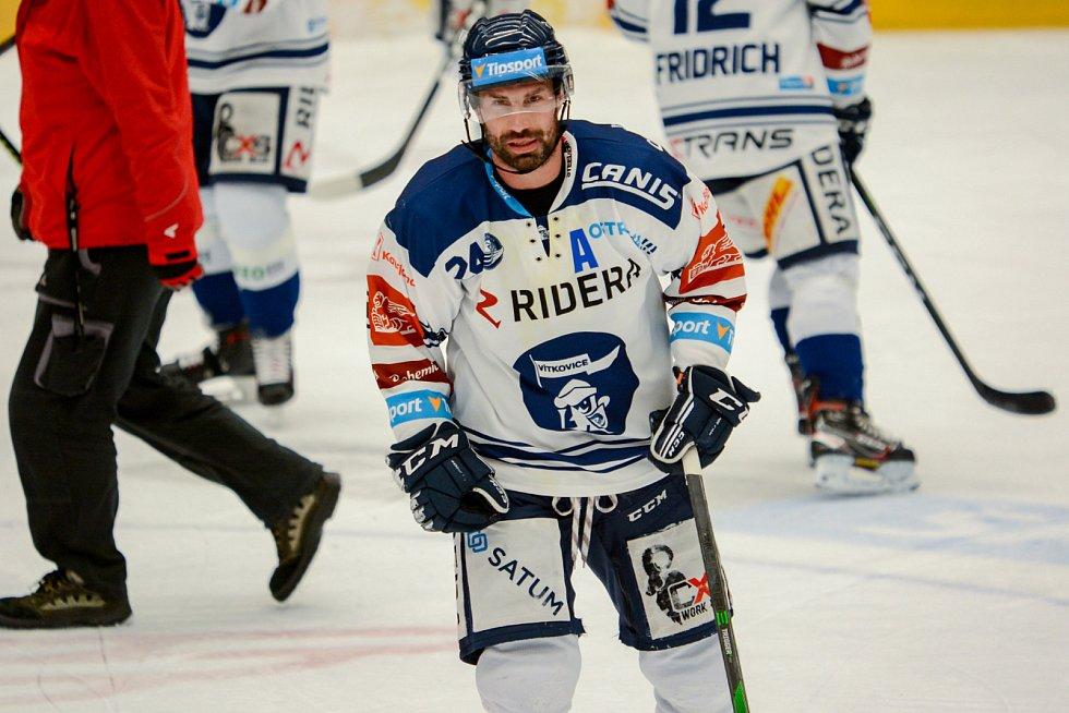 Zbyněk Irgl se poprvé od odchodu z Olomouce vrátil na led plecharény.