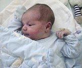 Bartoloměj Tolstov, Olomouc, narozen 10. září v Olomouci, míra 52 cm, váha 4050 g