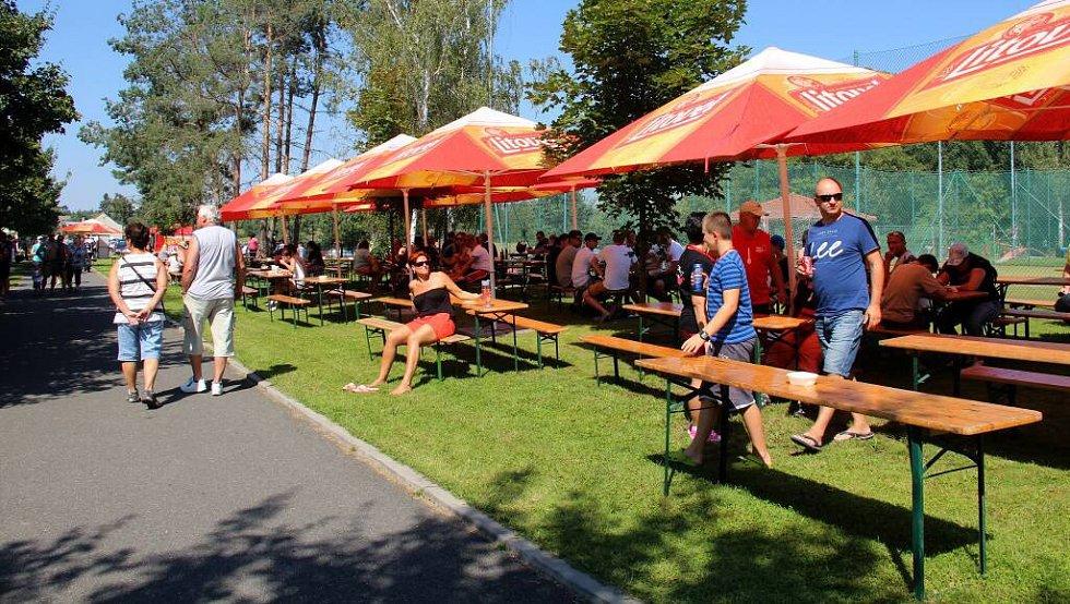 Guláš Fest v Bystročicích