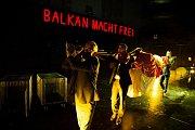 BALKAN MACHT FREI - Residenztheater Mnichov