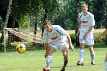 Fotbalisté HFK Olomouc
