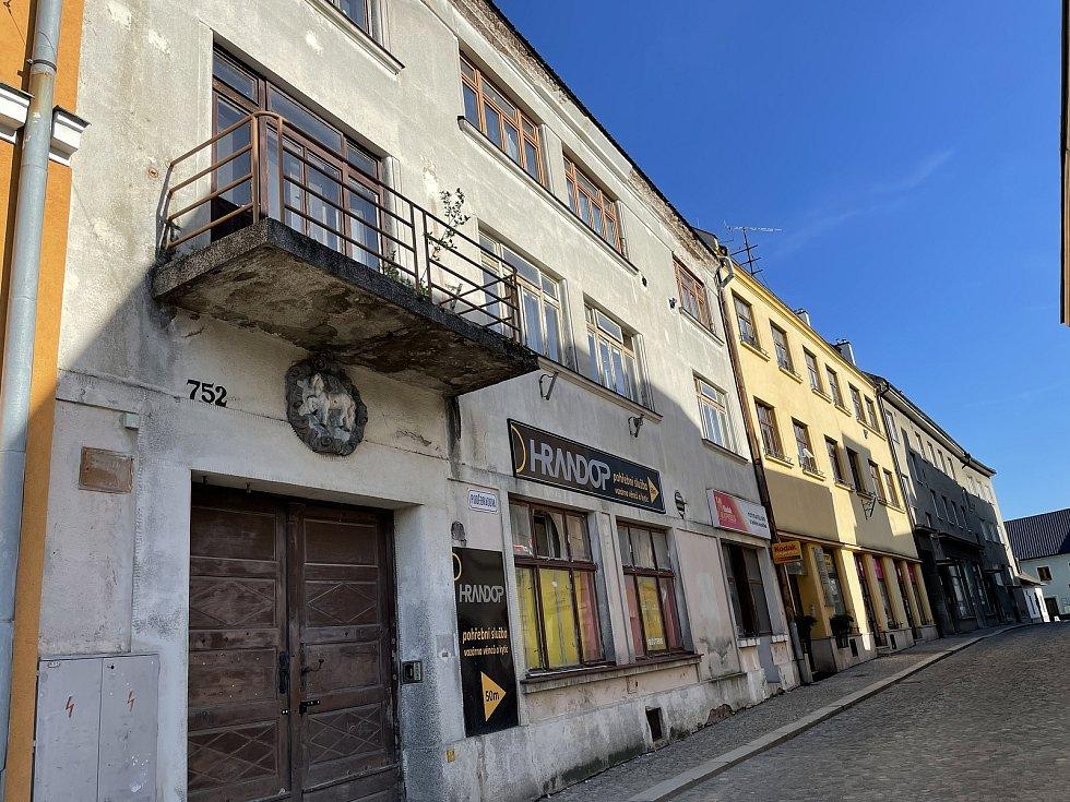 Bytová výstavba v Litovli, 9. května 2021