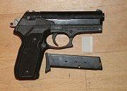 V Olomouci zadržel dealera pervitinu s drogou postačující na výrobu 2500 dávek. Doma měl zbraně a nemalý finanční obnos