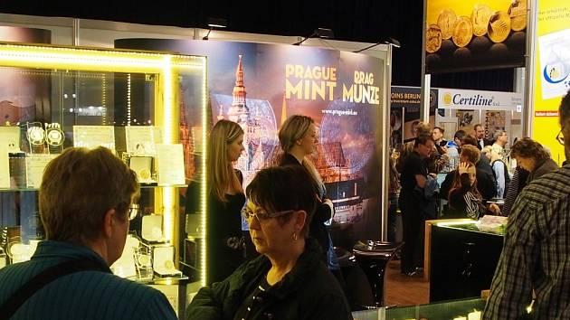 World Money Fair 2013 v Berlíně