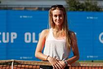 Barbora Štefková před startem ITS Cupu 2015