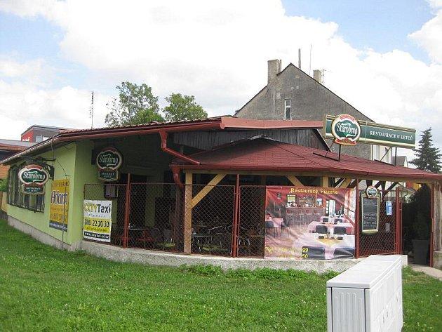 Restaurace U letců v Olomouci