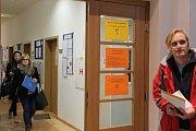 Pedagogická fakulta. Den otevřených dveří na UP
