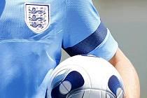 Fotbalová Anglie. Ilustrační foto