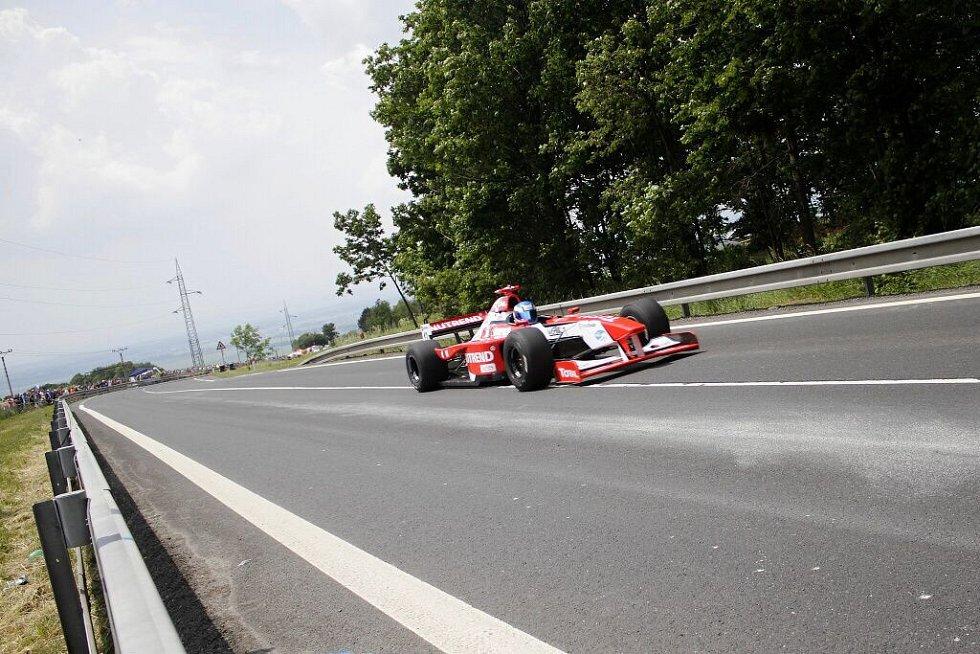 Robert Steć, vůz Lola B02/50