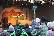 Loutkové divadlo Emillion na Horním náměstí v Olomouci