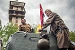 Akce k výročí osvobození Olomouce v květnu 1945 na fortu v Radíkově