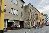 Ulice 1. máje v Litovli, 27. září 2021