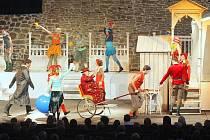 Shakespearovské slavnosti: představení Jak se Vám líbí?