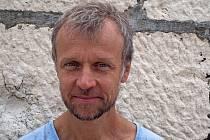 Spisovatel Martin Reiner