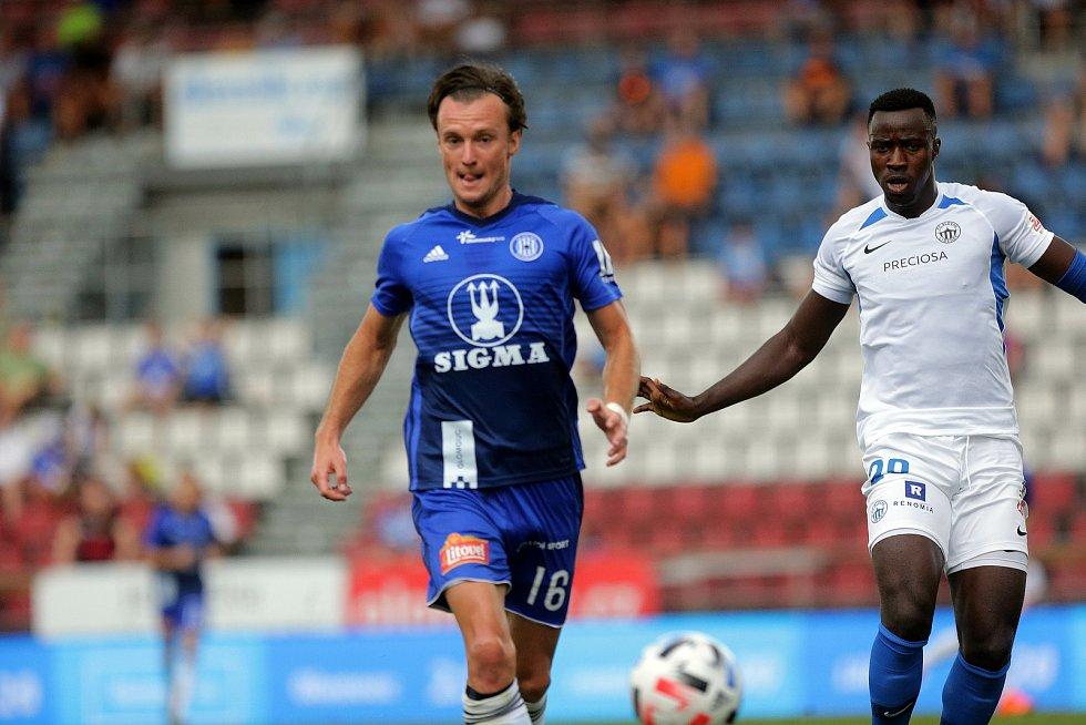 SK Sigma Olomouc - FC Slovan Liberec 1:0