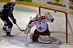 HC Olomouc - Plzeň. Třetí čtvrtfinále