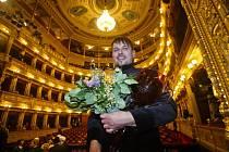 Předávání cen Herecké asociace Thálie 2013 proběhlo 29. března v pražském Národním divadle - Jiří Přibyl získal cenu za mimořádný jevištní výkon v mužské kategorii opery