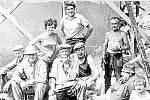 Díky mnohým občanům a tehdejšímu tajemníkovi Milanu Gränzerovi byly odpracovány stovky brigádnických hodin na výstavbě školy, školky, samoobsluhy, hasičské zbrojnice, klubovny pro mládež, klubovny pro chovatele, restaurace a dalších objektů.